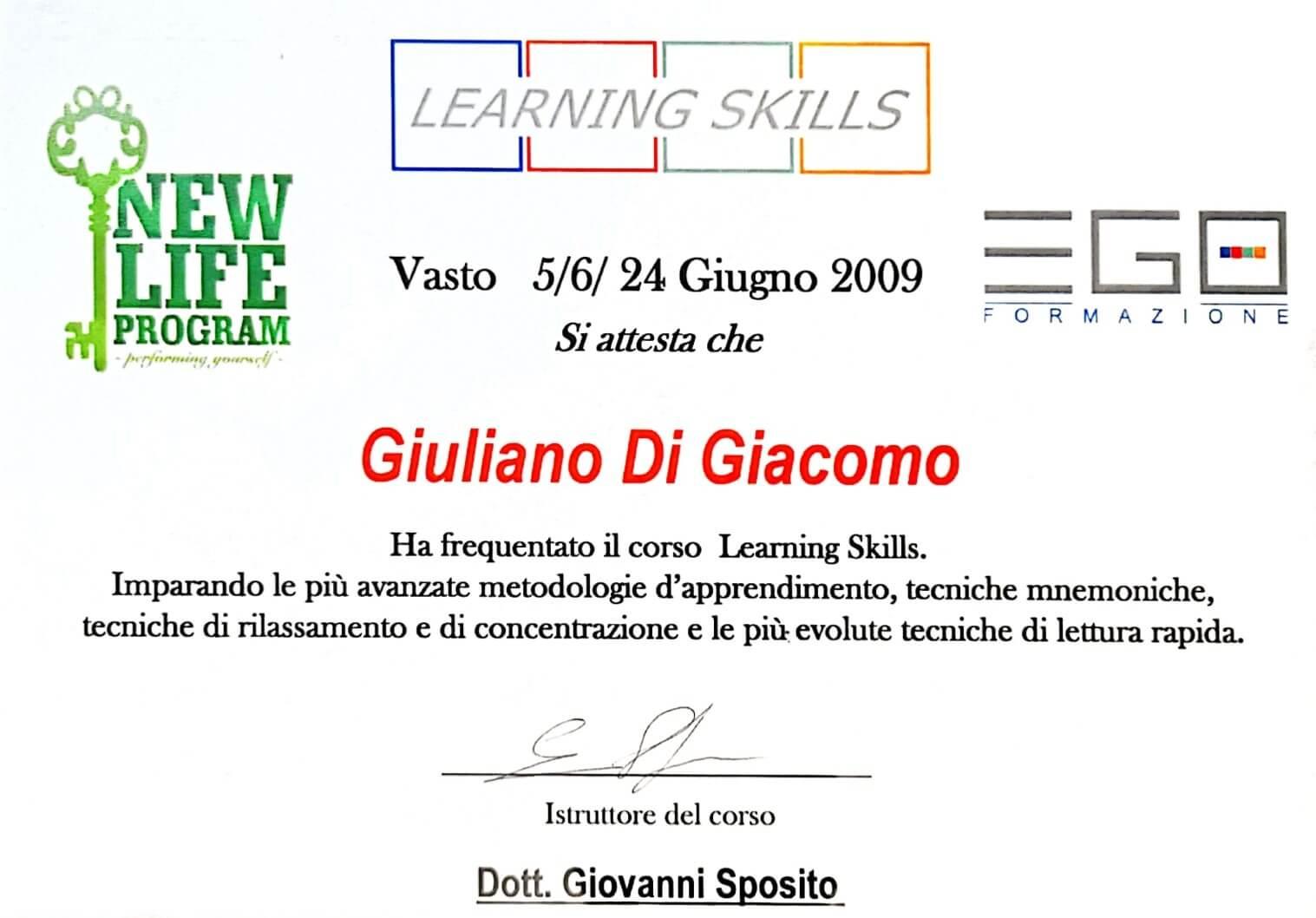 PNL learning skills